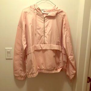 Quarter Zip Pullover Rain Jacket